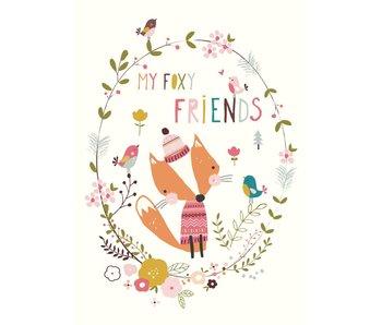 kaart my foxy friend