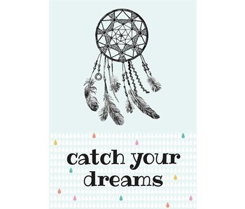 kaart catch your dreams