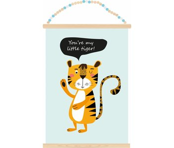 poster little tiger