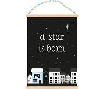 poster a star is born boy
