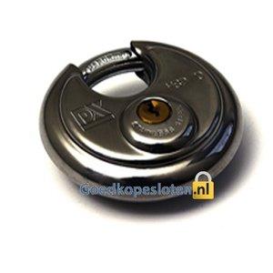 Dulimex Discus 70mm RVS
