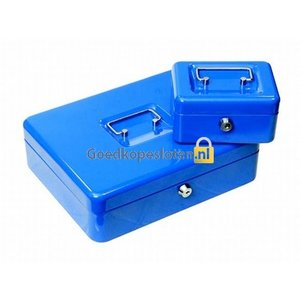 Cashbox 90x200x160 mm