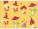 Tante Ema Jean: Lucky, 50x65cm, honey yellow