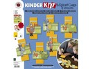 Kinder Bastelsets / Kids Craft Kits Kids Craft Kit: 6 cards and envelopes