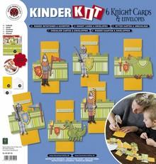 Kinder Bastelsets / Kids Craft Kits Bambini set mestiere: 6 carte e buste
