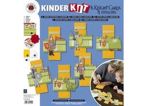 Kinder Bastelsets / Kids Craft Kits Kids Craft Kit: 6 cards and envelopes
