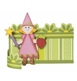 Kinder Bastelsets / Kids Craft Kits Kinder Bastelset: 6 Tischkarten, Feen und Leuchtturm