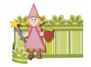 Kinder Bastelsets / Kids Craft Kits Kids craft set: 6 place cards, fairies and lighthouse