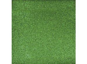 Designer Papier Scrapbooking: 30,5 x 30,5 cm Papier Papel Scrapbooking: hoja perenne Glitter