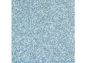 Designer Papier Scrapbooking: 30,5 x 30,5 cm Papier Scrapbooking Paper: Glitter taubenblauy