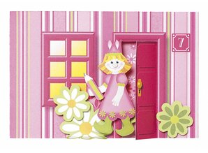 Kinder Bastelsets / Kids Craft Kits Stampings sided printing: Marie & Friends
