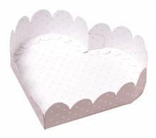 Dekoration Schachtel Gestalten / Boxe ... Cuore Scatole rosa baby Stanzbogen