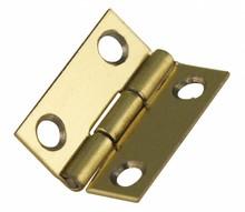 Embellishments / Verzierungen Box hinges, brass: 15x12mm