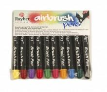 BASTELZUBEHÖR / CRAFT ACCESSORIES Air Brush Pens