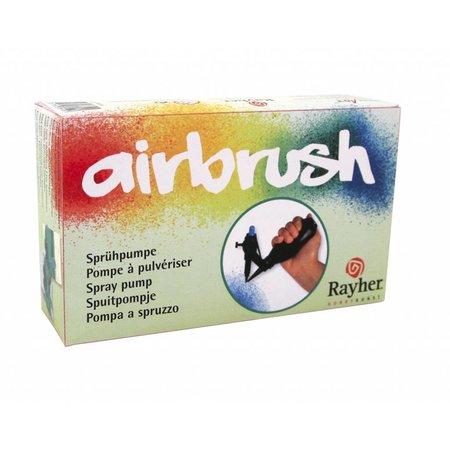 BASTELZUBEHÖR / CRAFT ACCESSORIES Air Brush Sprühpumpe