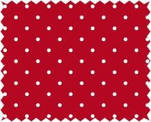 Tante Ema Tela de algodón: Lucky Red Classic,