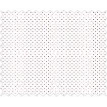 Tela de algodón: mini confeti, rosa