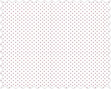 Tante Ema Tela de algodón: mini confeti, rosa