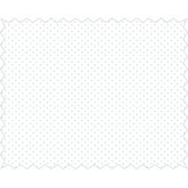 Cotton fabric: mini confetti, azure