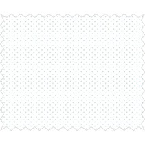Tela de algodón: mini confeti, azul