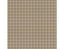 Designer Papier Scrapbooking: 30,5 x 30,5 cm Papier Scrapbooking paper: Brown Houndstooth