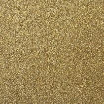 Papel Scrapbooking: Glitter oro
