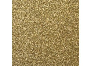 Designer Papier Scrapbooking: 30,5 x 30,5 cm Papier Scrapbooking Paper: Glitter gold