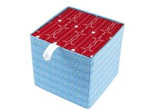 Tante Ema Paper mache box Cover me