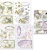 "BASTELSETS / CRAFT KITS: Blumenkarten-Set von ""Staf Wesenbeek"""