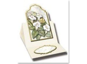 """BASTELSETS / CRAFT KITS: Tarjeta floral conjunto de """"Staf Wesenbeek"""""""