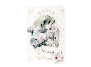 "BASTELSETS / CRAFT KITS: 3D Craft Kit Flower Cards ""fiore magico"" di Franz Heigl"