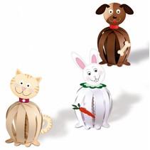 "Funny papirkugler, ""kæledyr"""