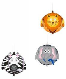 """Kinder Bastelsets / Kids Craft Kits Divertente palle di carta, """"fauna"""""""