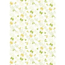 Tela de algodón: Flutter verano