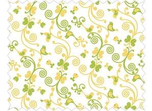 Tante Ema Cotton fabric: Summer Flutter