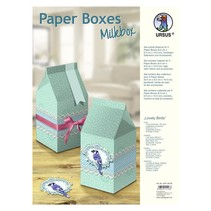 "Paper Boxes, ""Lovely Birds"""