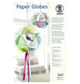 "Dekoration Schachtel Gestalten / Boxe ... Paper Globes, ""Lovely Birds"""