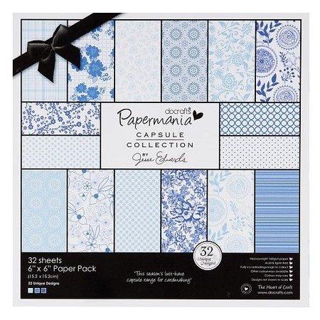 DESIGNER BLÖCKE  / DESIGNER PAPER Designerblock, 15,0 x 15,0 cm