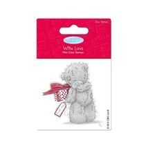 7.5 x 7.5 cm Clear stamps - Me To You (Present)