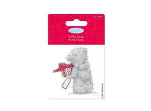 Me to You 7,5 x 7,5 cm Clear stamps - Me To You (Presente)