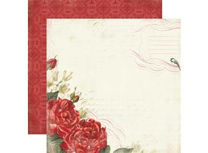 Designer Papier Scrapbooking: 30,5 x 30,5 cm Papier Scrapbooking - Designer Paper