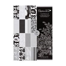 Docrafts / Papermania / Urban A5 Capsule, progettisti blocco (32Blatt) & Liquirizia Sherbert