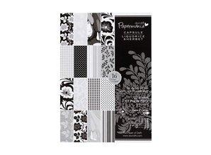 Docrafts / Papermania / Urban A5 Capsule, designers block (32Blatt) & Liquorice Sherbert