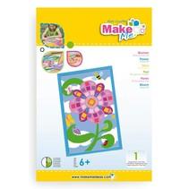 "Craft Kit: ""flores"" hechos de kit de goma espuma"