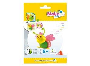"""Kinder Bastelsets / Kids Craft Kits Craft Kit: """"Bee"""" de goma espuma y arcilla Kit"""