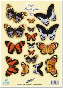"""BILDER / PICTURES: Studio Light, Staf Wesenbeek, Willem Haenraets Die cut sheet metal engraving, """"Dufex butterflies No.3"""""""