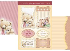 Exlusiv Craft Kit for greeting card design.
