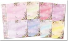 Exlusiv Bastelset per la progettazione di card per 8 carte x A6