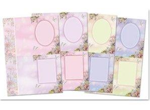 Exlusiv Handcraft la fabricación de tarjetas de 8 tarjetas