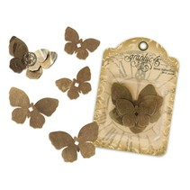 Mariposas de metal Graphic45,